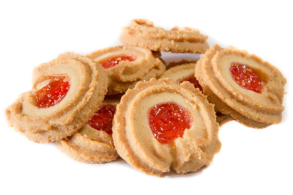 Alternative Danish Butter Cookies