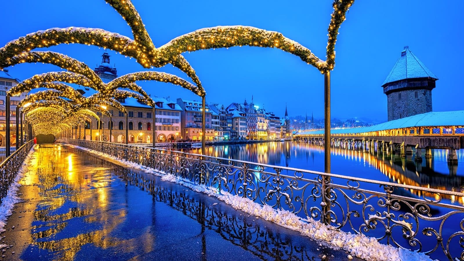 Christmas Traditions in Switzerland - How Xmas is Celebrated