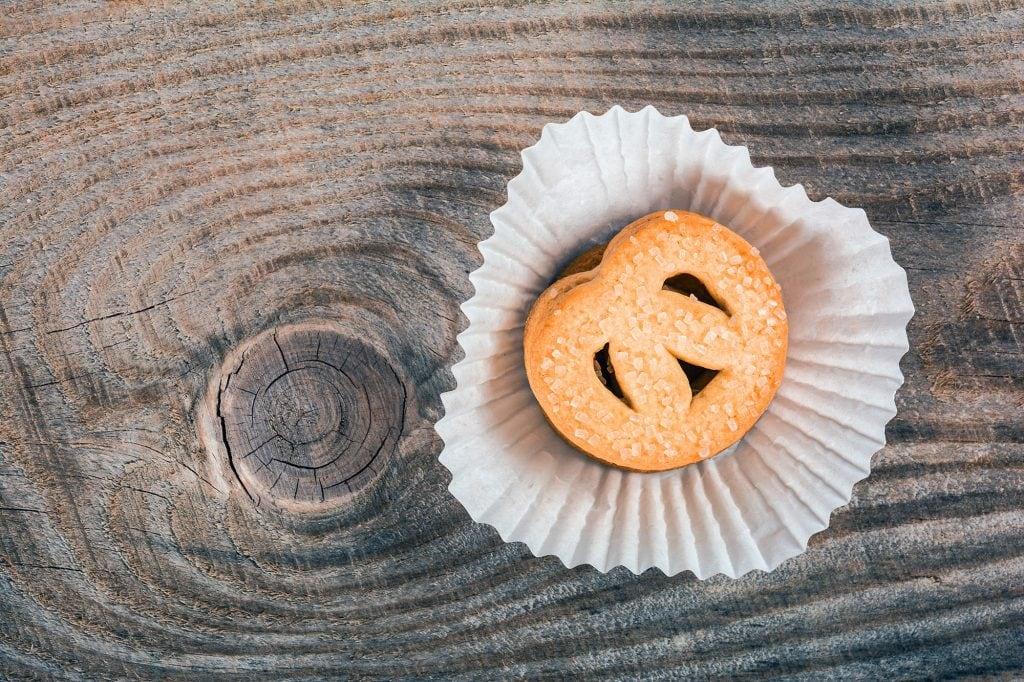 Kjeldsens Danish Butter Cookies Look-Alike