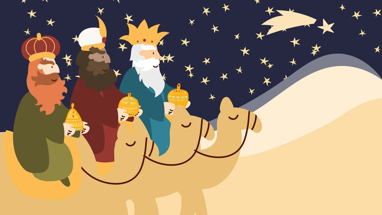 Who Were the Three Wise Men and Where Did They Come From?